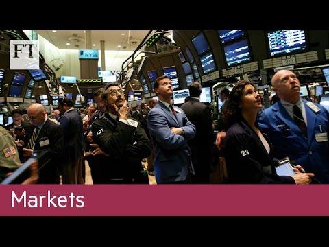 Bond markets plunge   FT Markets