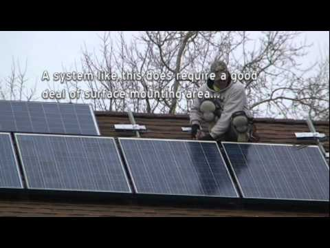whole house solar power pv not a diy installed by astrum solar direct energy solar net meter