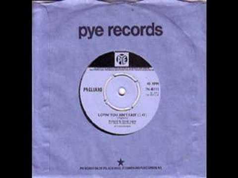 Pagliaro - Lovin' You Ain't Easy