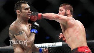 Промо боя Хабиб Нурмагомедов против Тони Фергюсона / Исторический бой UFC