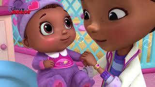 Doutora Brinquedos: O Banho do Bebé