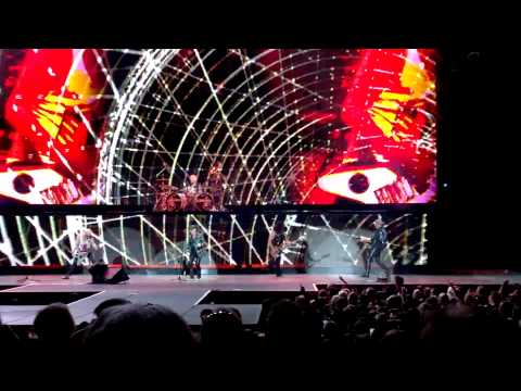 Scorpions Live in Toronto 2015 - The Zoo