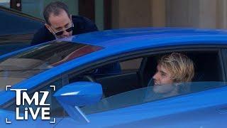 Jerry Seinfeld Meets Justin Bieber! | TMZ Live