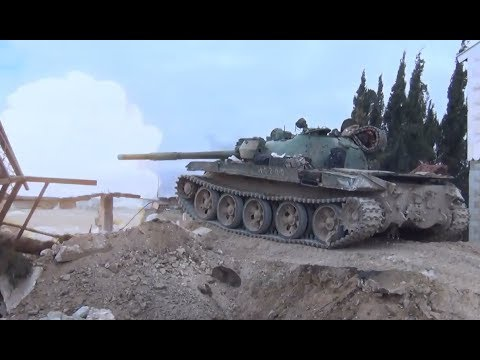 Battles for Syria | March 2nd 2018 | Images and updates from the Eastern Ghouta