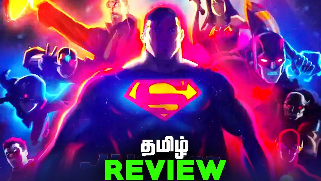 Download Justice League Dark Apokolips War Tamil REVIEW(தமிழ்)