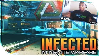 infected is back in infinite warfare infinite warfare live infected multiplayer gameplay iw beta
