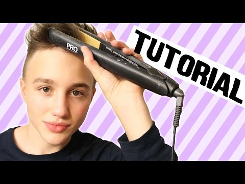 HOW TO GET A TRENDY QUIFF