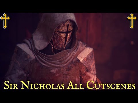 Lord Nicholas Lieutenant Of The Inquisition | A Plague Tale: Innocence