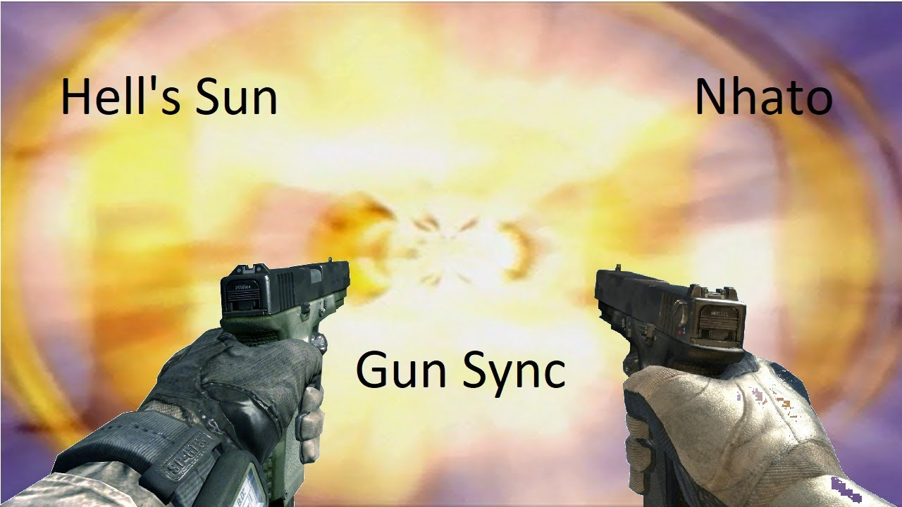 #COTS Round 1 Submission Gun Sync - Hell's Sun