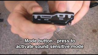 Mini DV spy/action camera MD80 review.wmv