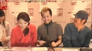 12/03/08 都立家政駅 高田光幸 店主:高田光幸さん紹介。森本さやかの麺...