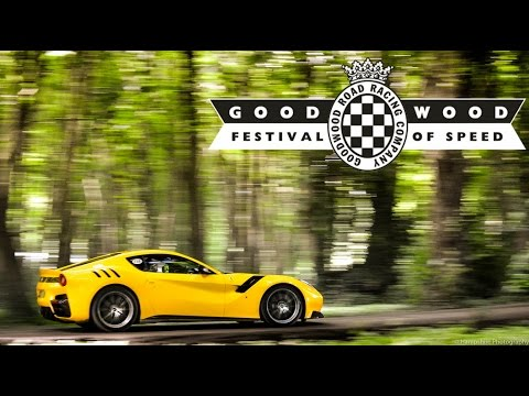 The 2016 Goodwood Festival of Speed!