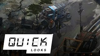 Disco Elysium: Quick Look (Video Game Video Review)