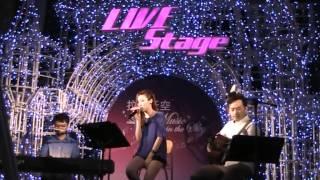 Trekkerz  愛是最大權利 (Ping Pung )@LIVE  Stage  Langham  Place  (08082013 )