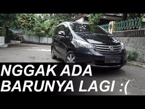 Video Cara Belajar Mobil Honda Freed Matic