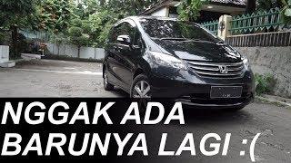 Honda Freed E PSD 2010 - Pertama dan Terakhir