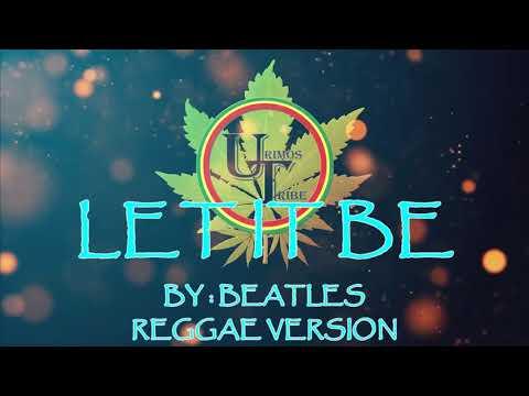 Let It Be by Beatles Official Karaoke Video (Reggae Version)