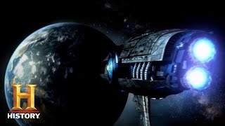Ancient Aliens: WARRING ALIENS FIGHT FOR CONTROL OF EARTH (Season 14)   History