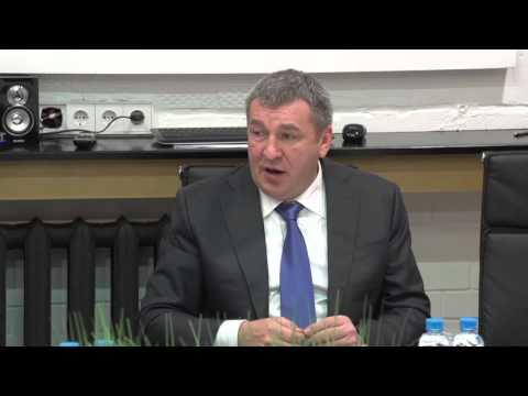 видео: В редакции газеты «Деловой Петербург»