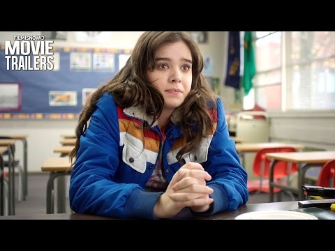 The Edge of Seventeen : Hailee Stanfield has a tough time as a teen