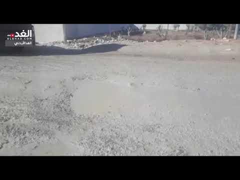 حي المدينة الصناعية بالظليل: شوارع محفرة وبرك متناثرة  - 09:53-2018 / 12 / 12