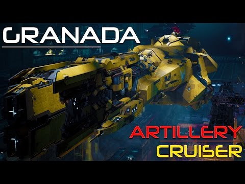 Dreadnought: Granada Overview (Two-Punch Man/Ship)