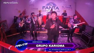 GRUPO KARIOMA EN VIVO SEPTIEMBRE 2019
