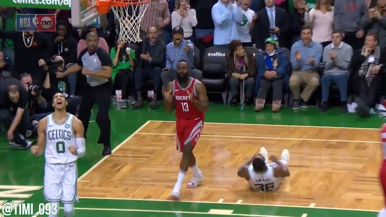 8173bd503b03 Marcus Smart Highlights vs Houston Rockets (13 pts