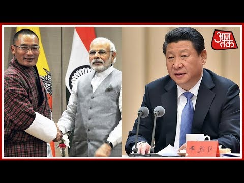 China Unhappy About Bhutan's Relationship With India