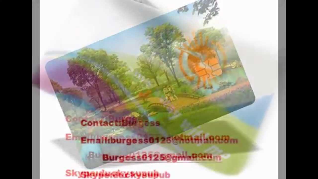 pvc card printing,business card design,RFID card making - YouTube