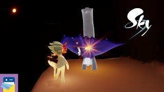 Sky: Children of the Light - Beta - Season of Prophecy - Prophet of Air Spirit - Double Handstand