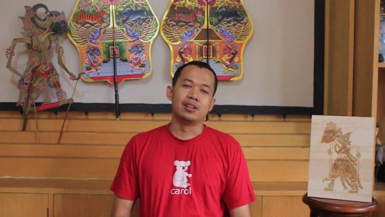 Wisata Wayang Desa Wukirsari Bakti Bca Youtube