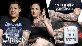 Tattoo & Employed | Tattoo Collectors Answer