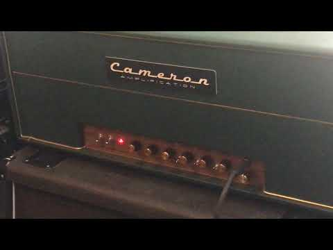Mark Cameron custom Aldrich Amp