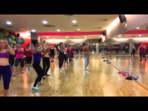 "Major Lazer – ""Lose Yourself (Feat. RDX & Moska) Zumba choreography"