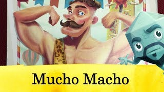 Mucho Macho Review - with Zee Garcia