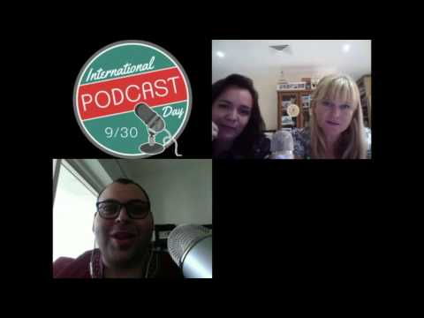 Podcasting in the United Arab Emirates and Connecting with Entrepreneurs - Podcast Day 2016