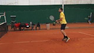 Теннис Дневник тренировок 38