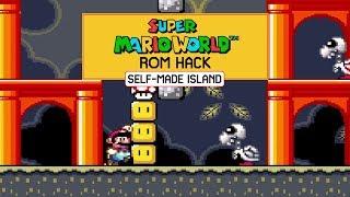 Mario - Dark Legacy • Super Mario World ROM Hack (SNES/Super Nintendo)