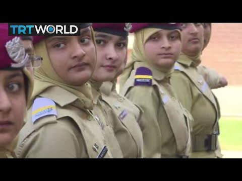 Pakistan Girl Cadets: First Cadet College For Girls Open In Pakistan