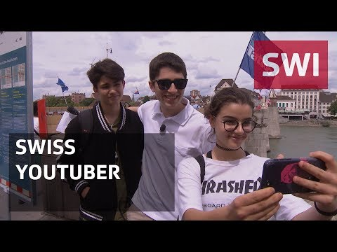 Basel boy conquers YouTube