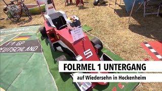 Kein Risiko bei der Formel 1 am Hockenheimring | RON TV