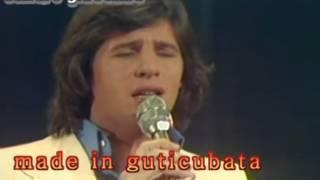 SANDRO GIACOBBE.. Amor No te vayas ..Diciembre 1976.. esta noche fiesta
