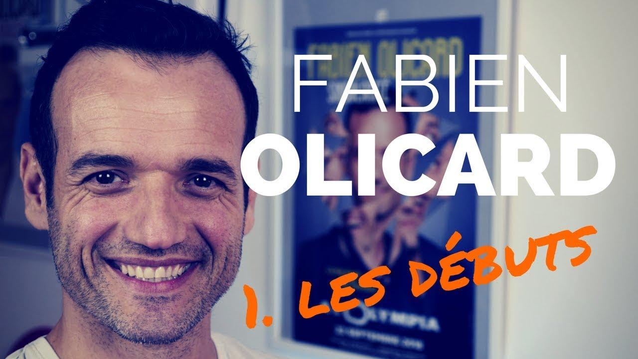 [Interview] Fabien OLICARD | les débuts d'un mentaliste