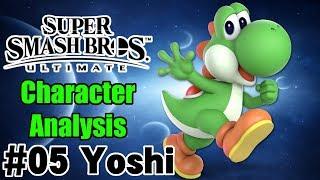 #05 Yoshi - Super Smash Bros. Ultimate Character Analyses