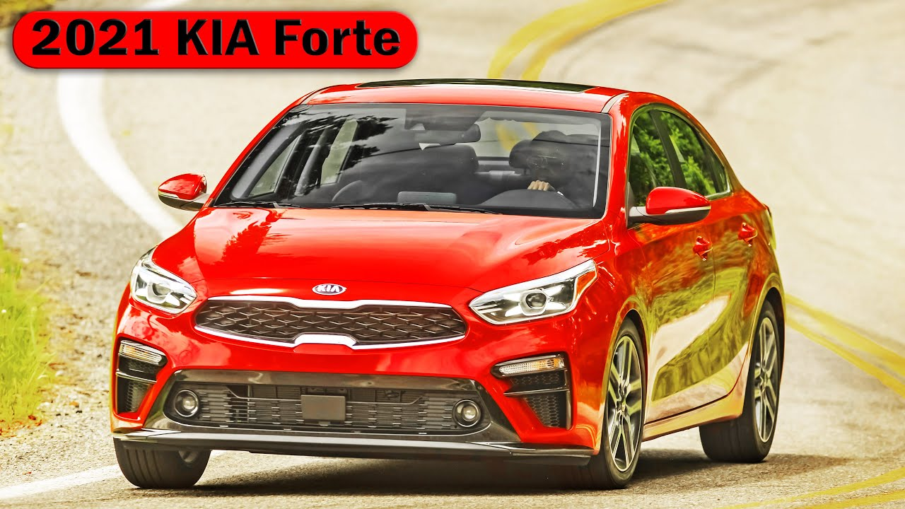 2021 Kia Forte Overview