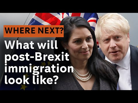 What Will Post-Brexit Immigration Look Like?