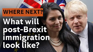 What Will Post Brexit Immigration Look Like?