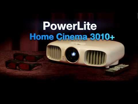 PowerLite Cinema 3010+