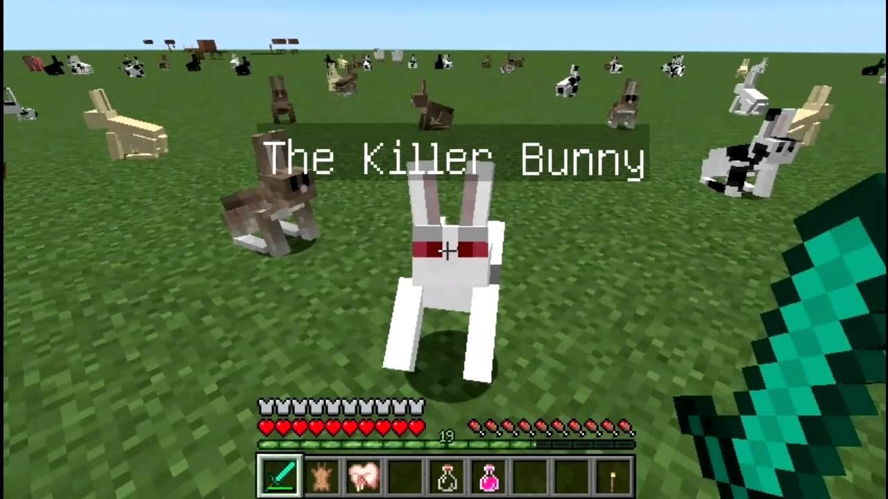 Как сделать рагу из кролика в майнкрафт фото 746